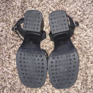 Esprit Shoes - Espirit Footwear Black Sandals